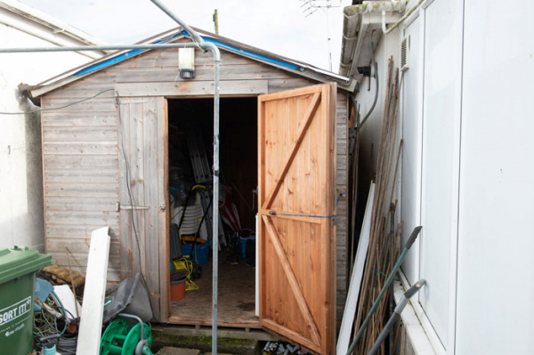 mouse tidying garden shed night pensioner discovered stephen mckears 5c91f863999e7 700