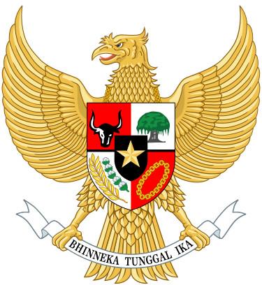 375px national emblem of indonesia garuda pancasila svg