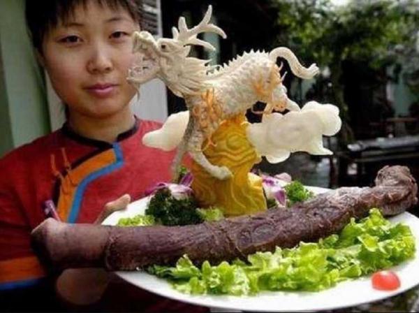 yak penis china