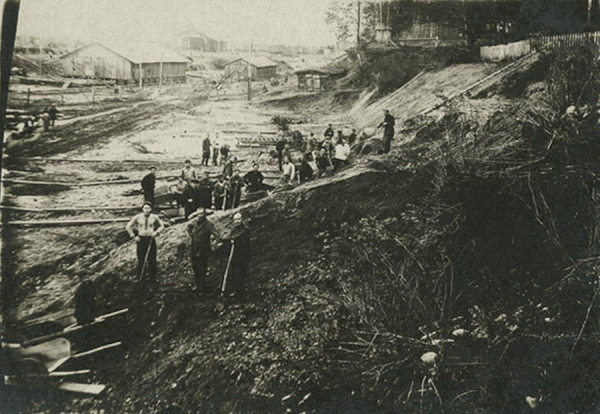 gulag work