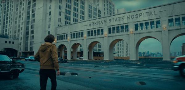 joker movie trailer breakdown analysis arkham asylum
