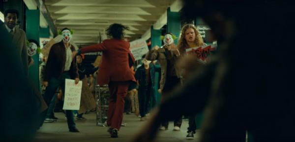 joker movie trailer breakdown analysis protest