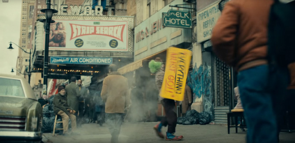 joker movie trailer breakdown analysis times square theater