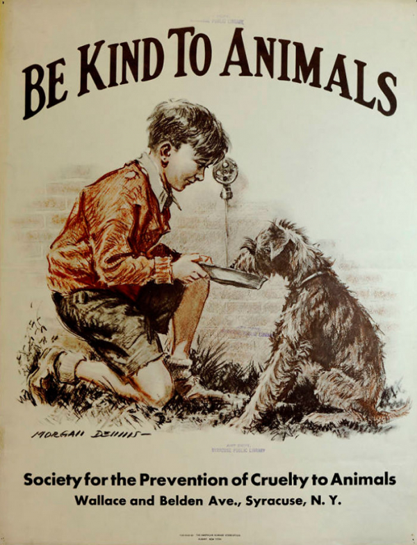 be kind to animals posters great depression morgan dennis1 5c9de7524747e 700