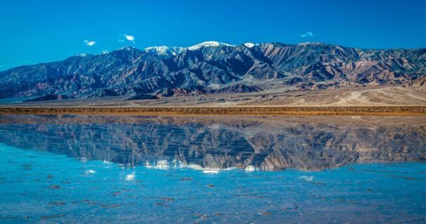 8 death valley lake