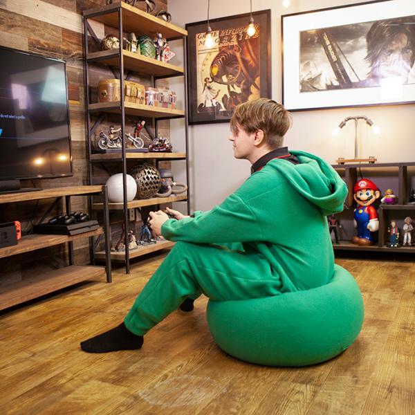 lgsr bean bag onesie gaming