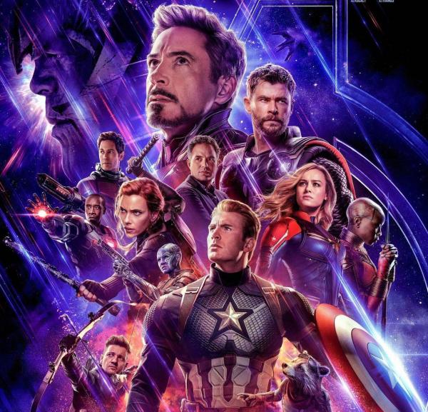avengers endgame poster square crop