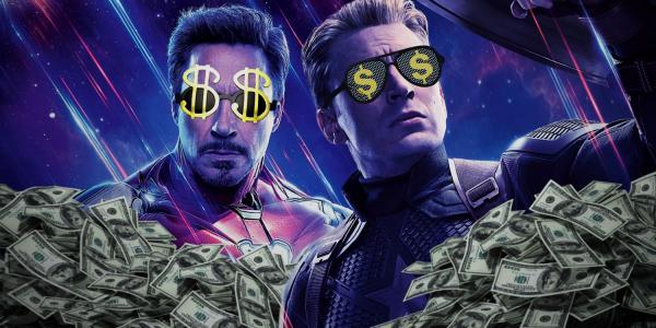 avengers endgame box office money