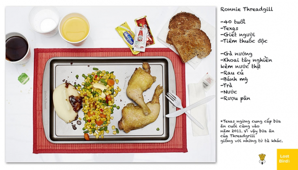 no seconds inmate last meals death row henry hargreaves 2
