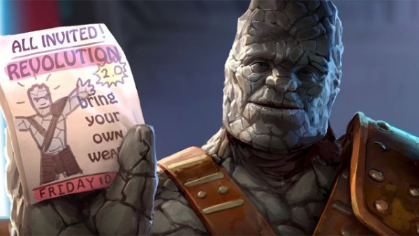 korg in contest of champions