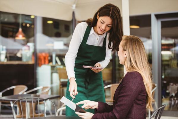 meld waitress waiter service hospitality 2