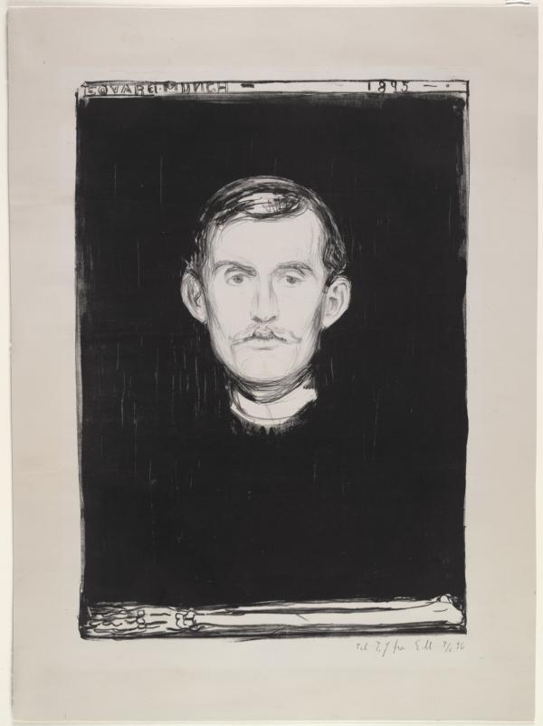 edvard munch 1895