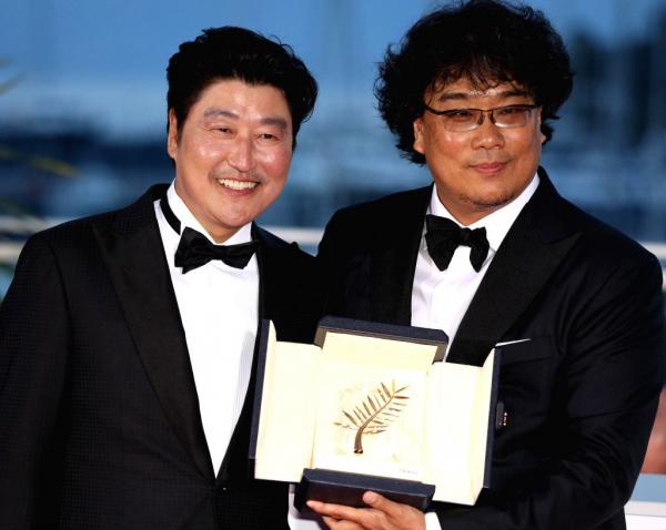 cannes may 26 2019 south korean director bong 845806