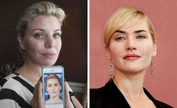41 year old debroah davenport cashed out 15k to look like kate winslet
