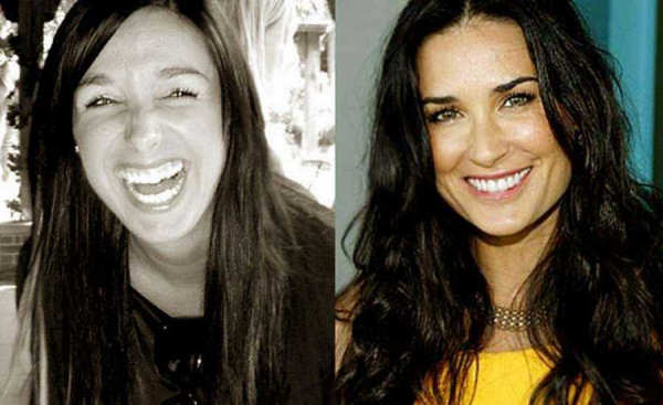 lisa connells last wish was to spend 65k to change her looks to demi moore