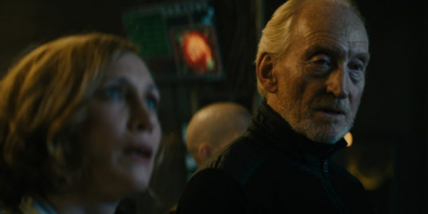 charles dance and vera farmiga in godzilla king of the monsters