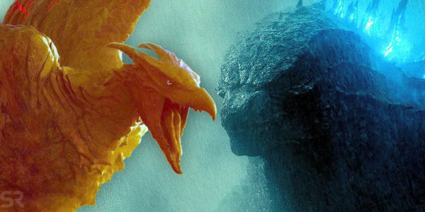 godzilla and rodan in king of the monsters