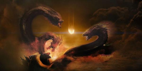 godzilla king of the monsters ghidorah space origins