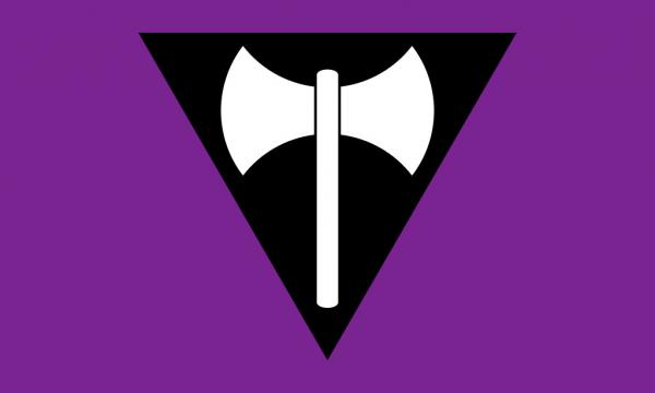1024px lesbian pride labrys flag svg