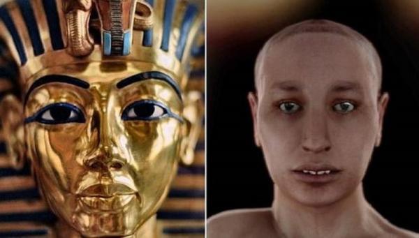 pharaoh tutankhamun 1