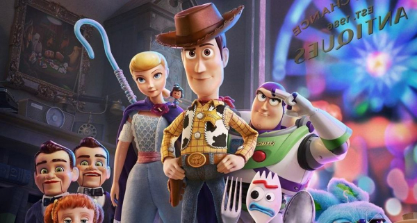 toy story 4 detail