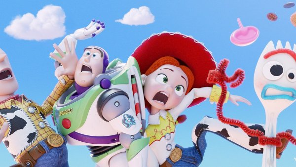 toy story 4 review gq