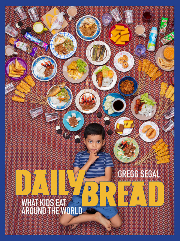 kids surrounded weekly diet photos daily bread gregg segal 1 1