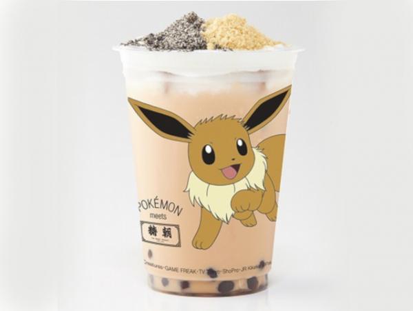 pokemon tapioca bubble drinks boba milk tea limited edition japan nintendo japanese anime afternoon tea top best reviews 3