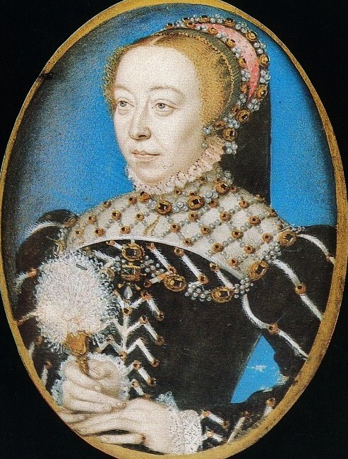 1530 35 catherine de medici 1519 89 queen of france 1547 59 attributed to francois clouet