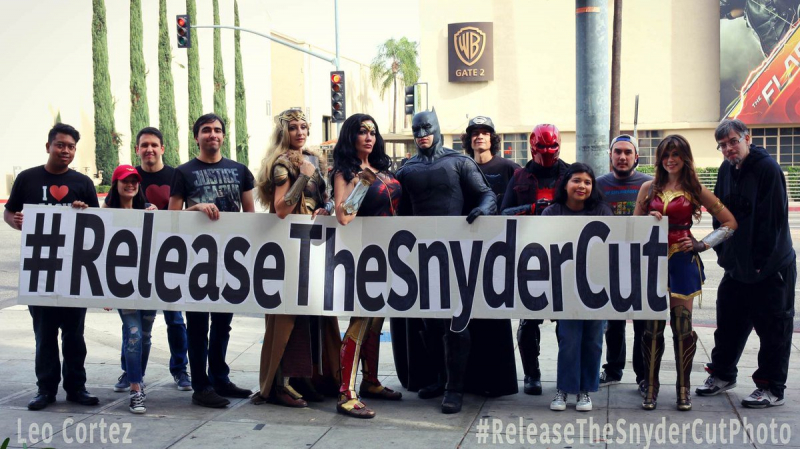 release snyder cut
