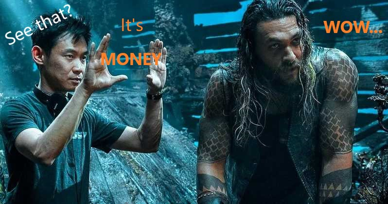 aquaman james wan responds to critic bashing