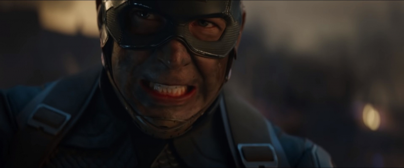 captain america avenger endgame