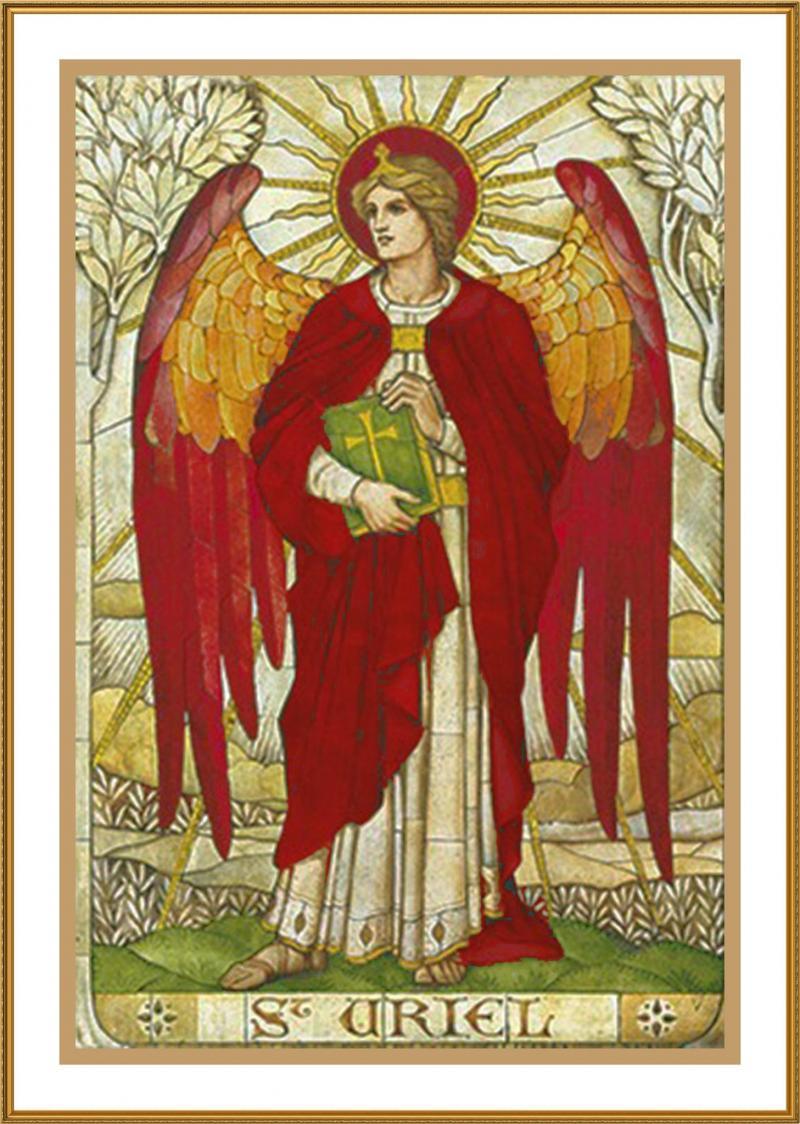 uriel uriel angel