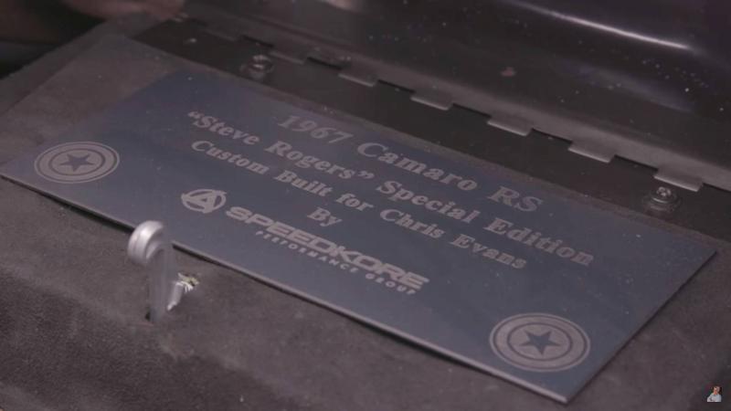 chris evans 1967 chevrolet camaro 3