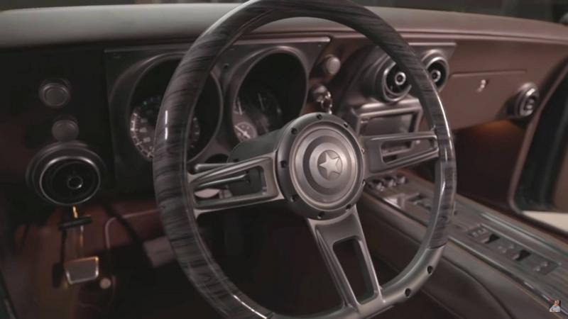 chris evans 1967 chevrolet camaro 9