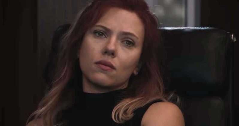avengers endgame black widow movie