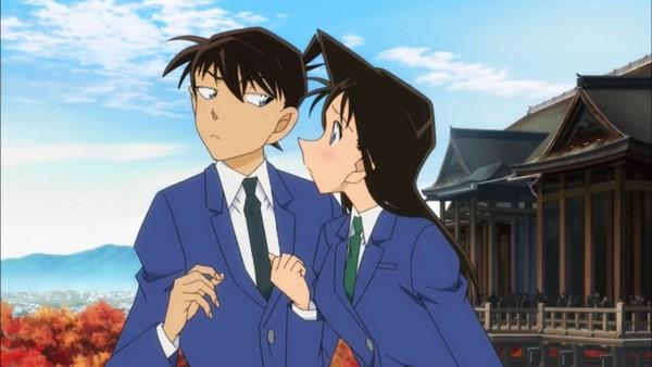 shinichi ran kiss