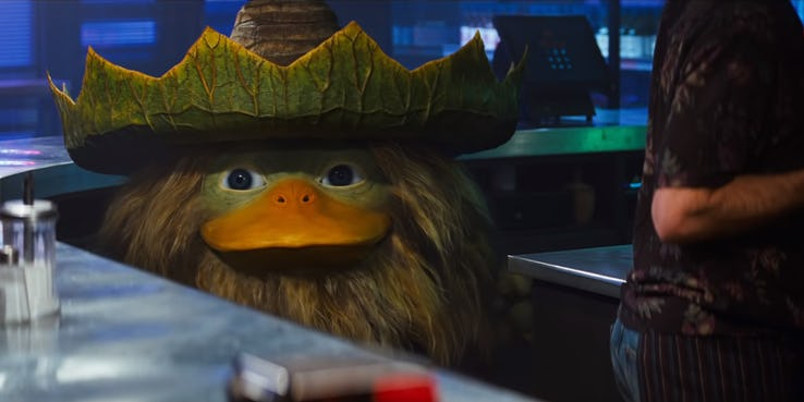 every live action pokemon in the new detective pikachu trailer2 ludicolo