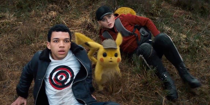 justice smith pikachu detective pikachu