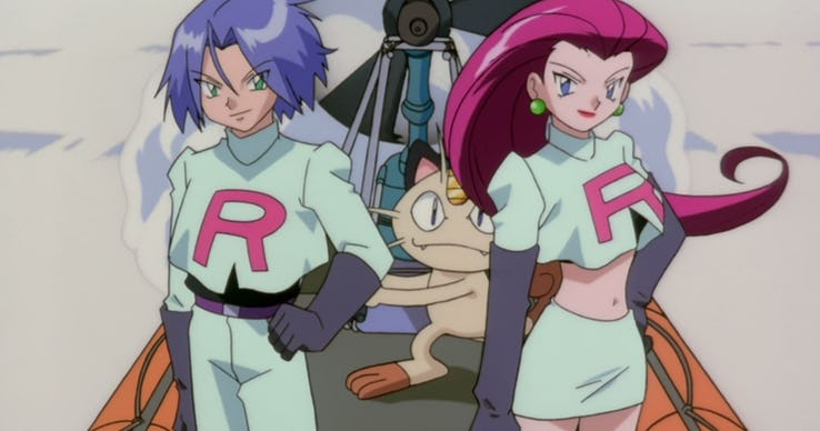 team rocket from pokemon