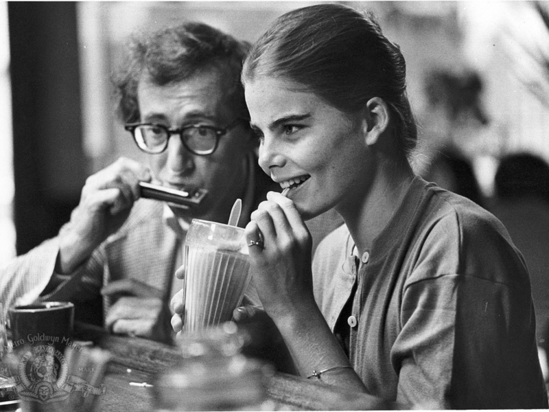 woody allen manhattan mariel