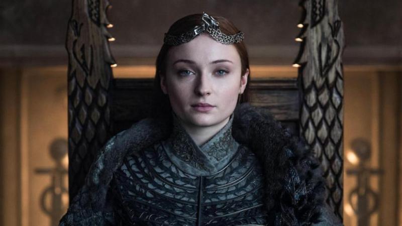 game of thrones season 8 sansa stark queen in the north is elizabeth i