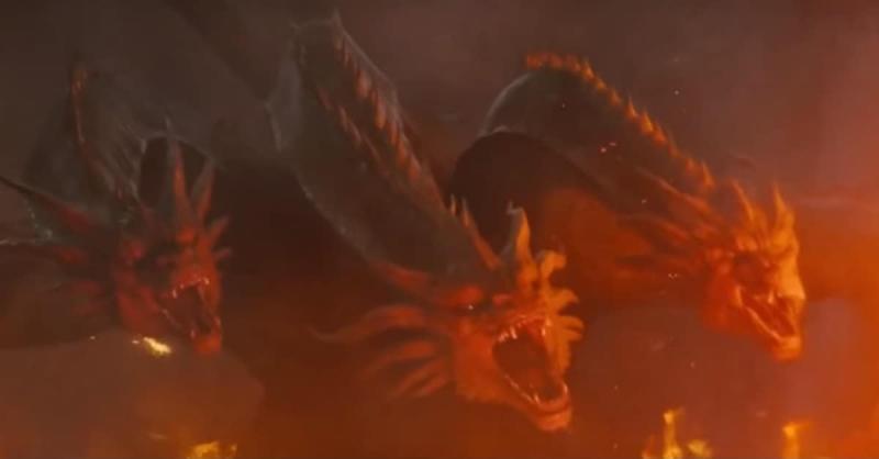 king of the monsters ghidorah