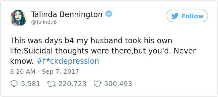 Nụ cười của thủ lĩnh Linkin Park trước khi tự sát: Trầm cảm không có dấu hiệu rõ ràng