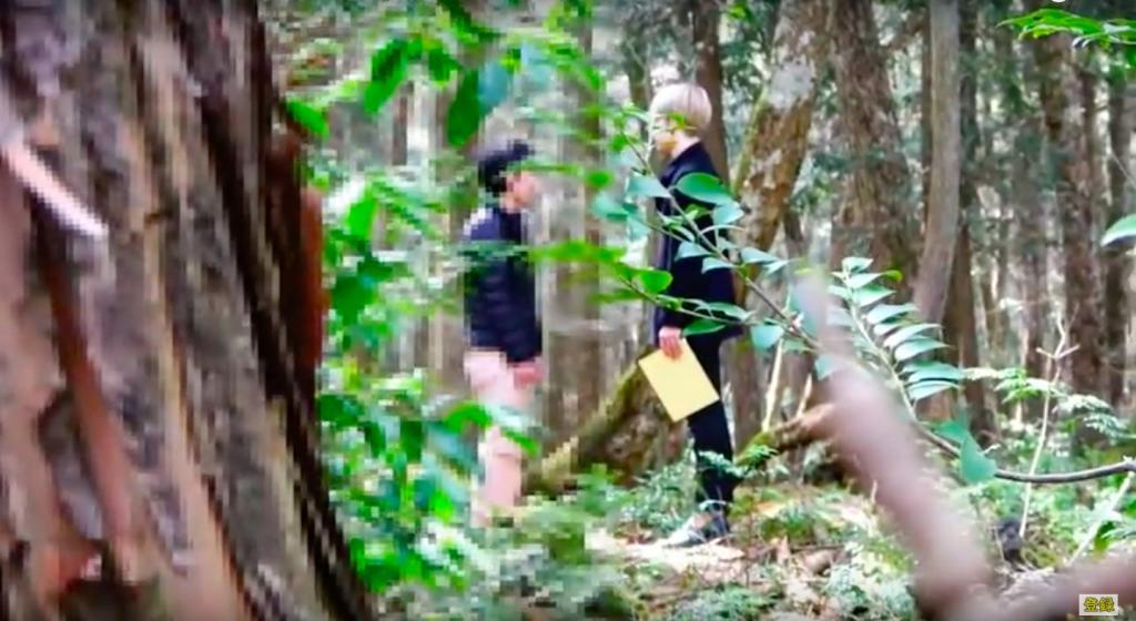 Xôn xao việc Youtuber Nhật Bản 'nối gót' Logan Paul quay phim tại rừng tự sát