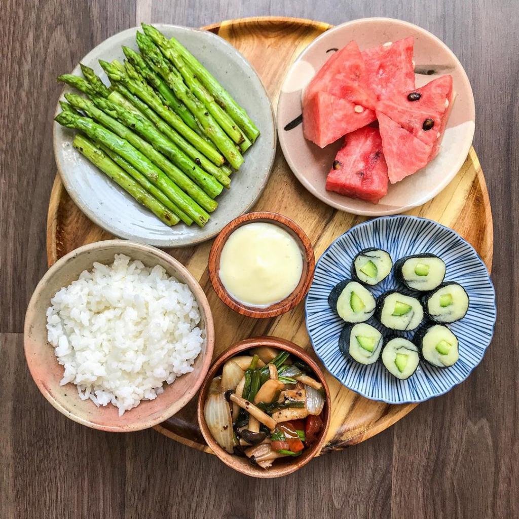 Cô gái biến món chay đơn giản thành mỹ thực, được cả Tăng Thanh Hà theo dõi  trên Instagram
