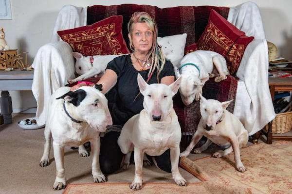 Chị gái bị chồng hỏi 'Em chọn anh hay chó', đoán xem câu trả lời thế nào?