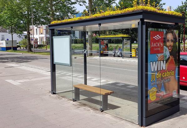 city in netherlands transforms bus stops into bee stops utrecht 5d284ef82c426 700