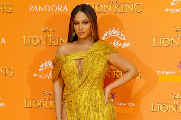 beyonce knowles carter attends the european premiere of the lion king july 2019 billboard 1548
