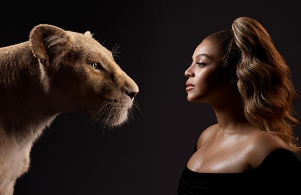 beyonce lion king ig